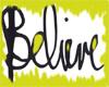 Believe Yellow