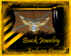 ~hpg~ Gold Back Jewelry
