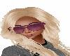 Pink Sunglasses (Punk)