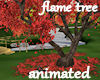 !Flame tree animated