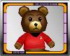∞ Trek Teddy Red