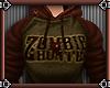 A~ Zombie Hunter Hoodie