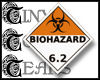 TTT Sign Biohazard 6.2