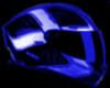 """HG  op Helmet """"Blue"""""""