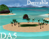 (A) Islands