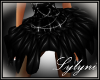 {L}Dark Swan Skirt