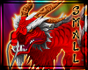 Chinese Red Dragon Small