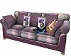 Scottish cuddle couch