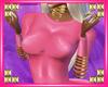 Slim Top JP Pink Hood