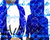 Atown blue hoodie