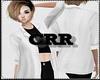 CRR  [ Wh Blazer ]