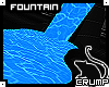 [C] Dark display fountai