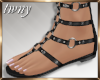 Bonnie Flat Sandals V2