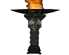 Gargoyle flames