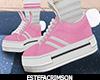 Bunny Sneakers Pink