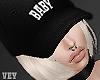 *V  Blondy Baby Hair