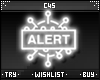 Alert    Neon