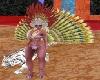 costume brazil ballerina