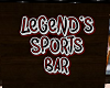 Legend's Sports Bar Logo