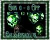 GSK Green Skull balls
