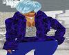 Hot Blue Fur