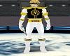 White Ranger Helmet M