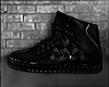 Blk Jordan Illusion Shoe