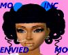 -LilMo- Doll Blue-Black