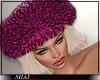 Fur Hat Pink