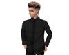 [JD] Black Casual Shirt