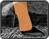 {A}HH Black Pumps