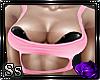 Ss✘Destiny Pink Top