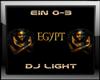 DJ Egypt Name Light