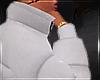 White-ish Puffer Jacket