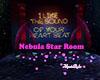 Nebula Star Room
