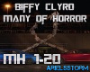 Many of horror - Biffy C