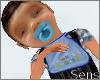 Infant: Jaden in Blue