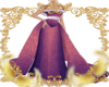 Custom Christmas Gown