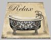 Relax Bathroom rug