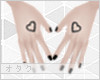 ☯Cute hands F☯