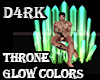 D4rk Throne Glow Colors