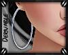 o: Hoop Earrings F