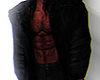 H. Mafia Leather Coat