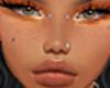 Orange Make-up