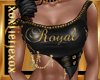 [L] ROYAL Gold Top F