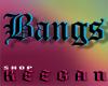 𝔎 Lush Bangs