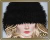 K-Fur Hat black