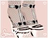 fae white heels