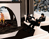 Fire Place w/Poses