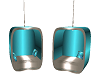 Teal Ignition Tube Swing